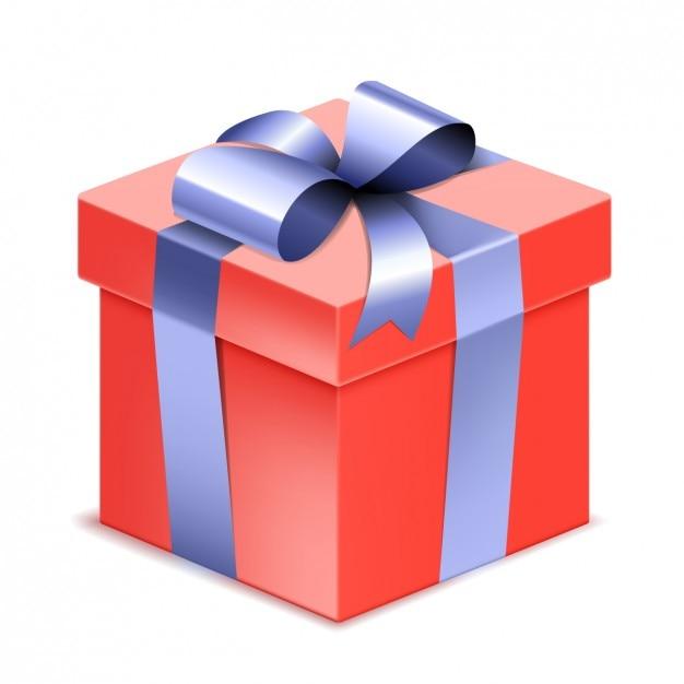 Scatola regalo 3d scaricare vettori gratis for In regalo gratis