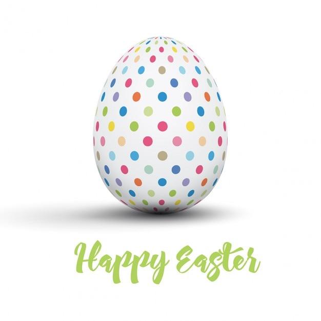 Scheda di pasqua con l 39 uovo tratteggiata scaricare - Modello di uovo stampabile gratuito ...