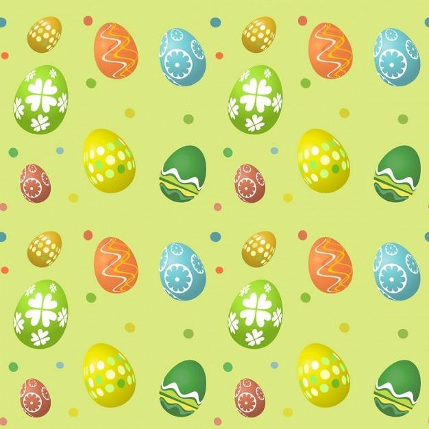 Senza soluzione di continuit di pasqua modello uovo - Modello di uovo stampabile gratuito ...