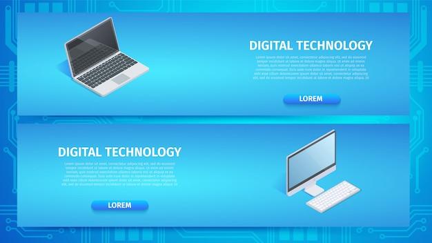 Servizio di archiviazione intestazione o piè di pagina per il sito web. Vettore gratuito