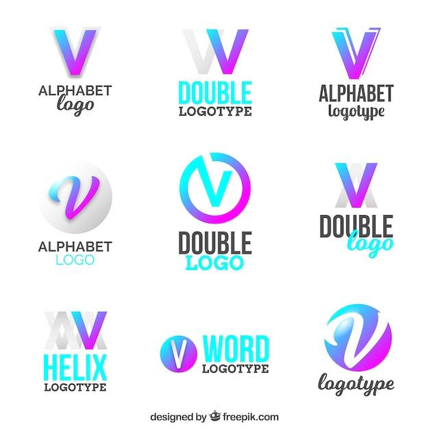 Set di lettera