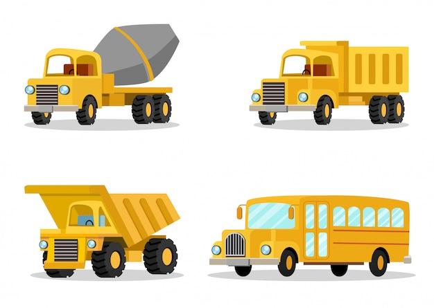 Set di trasporto Vettore Premium