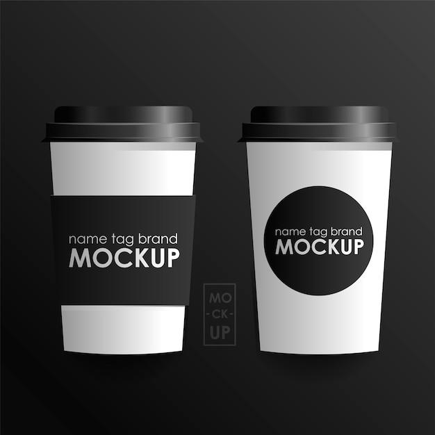 Set modello di corporate identity design Vettore gratuito