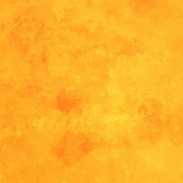 Sfondo arancione astratto Vettore gratuito