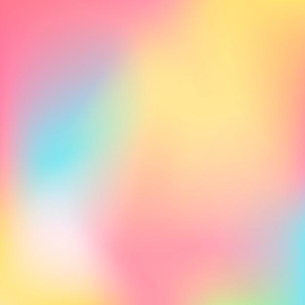 Sfondo astratto maglia gradiente Vettore Premium