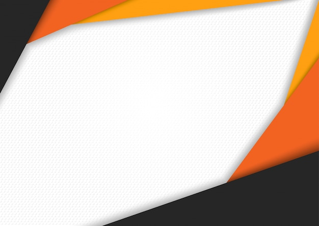 Sfondo astratto moderno da tre strisce colorate Vettore Premium