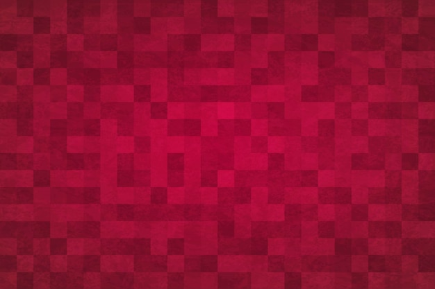 Sfondo astratto rosso Vettore Premium