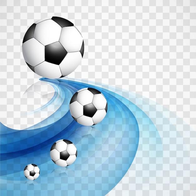 Sfondo Blu Di Calcio Donda Scaricare Vettori Gratis