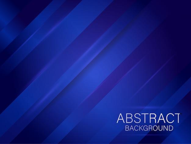 Sfondo blu trama astratta Vettore Premium