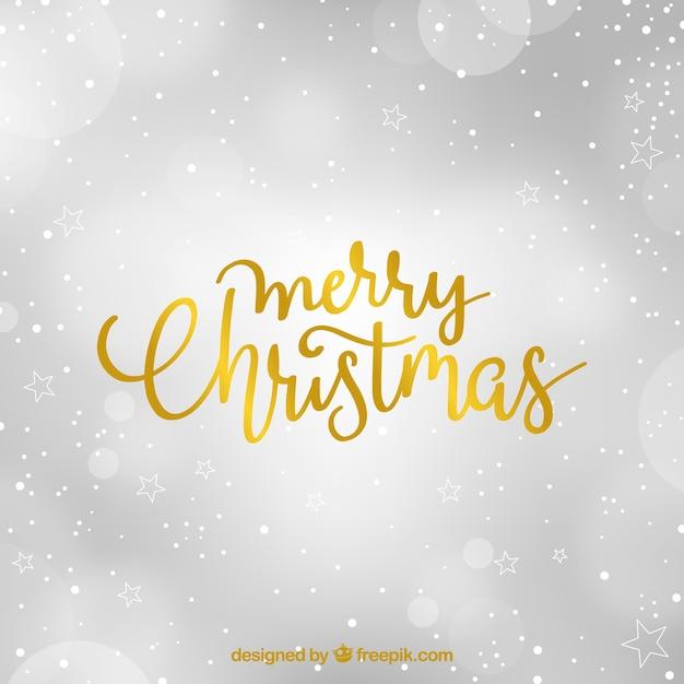 Sfondi Natalizi Eleganti.Sfondo Elegante Sfocato Per Il Natale Allegro Scaricare Vettori Gratis