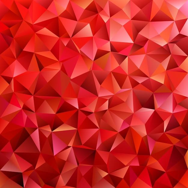 Sfondo Geometrico Astratto Triangolo Astratto Rosso Sfondo Grafica