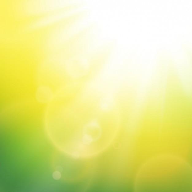 Sfondo Giallo E Verde Con La Scintilla Scaricare Vettori Gratis