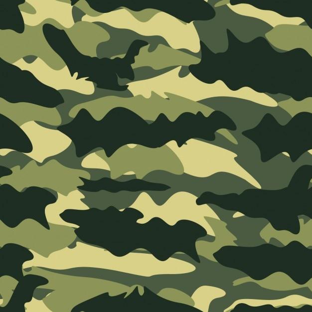 Sfondo militare Vettore gratuito