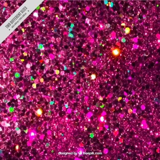 Sfondo Rosa Glitter Con Riflessi Colorati Scaricare Vettori Gratis