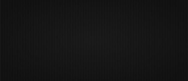 Sfondo scuro con linee verticali a strisce Vettore Premium