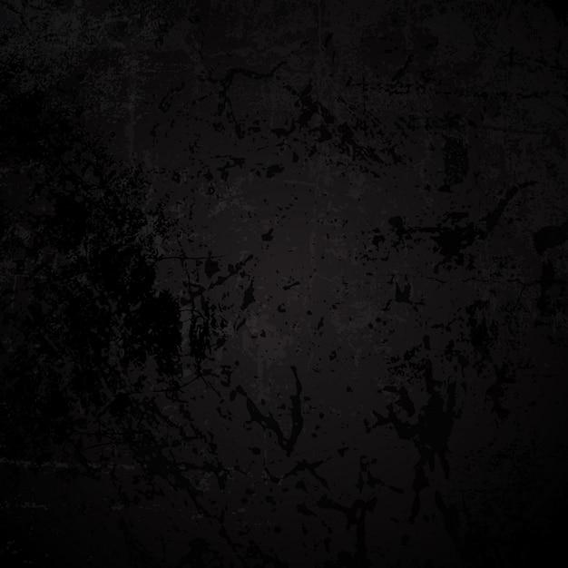 Sfondo scuro grunge Vettore gratuito
