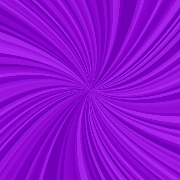 Sfondo spirale viola Vettore gratuito