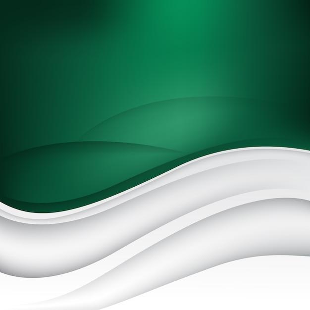 Sfondo Verde E Bianco Scaricare Vettori Gratis