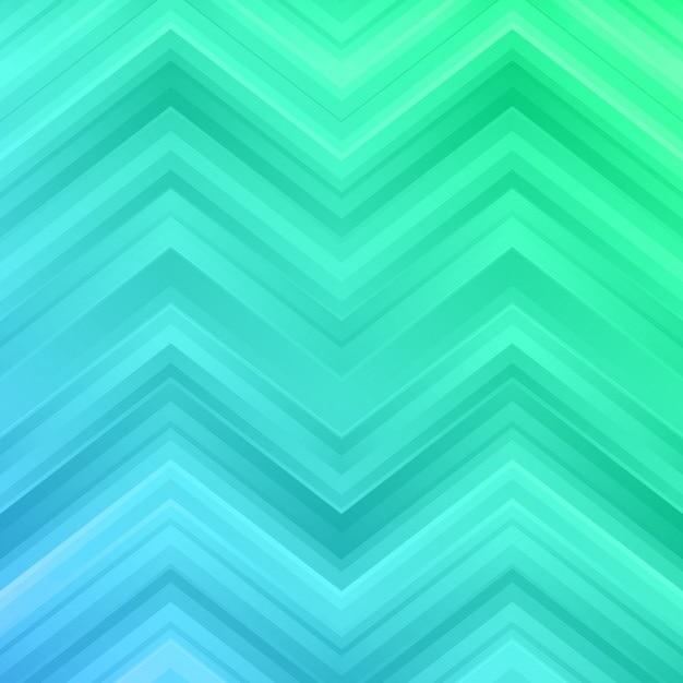Sfondo Verde E Blu A Zig Zag Scaricare Vettori Gratis
