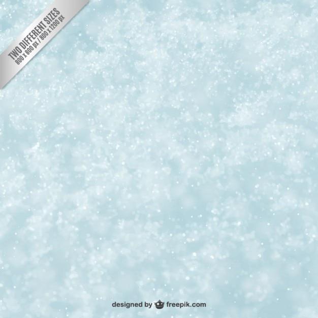 Snowy sfondo astratto Vettore gratuito