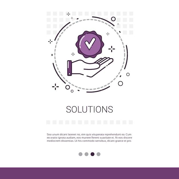 Soluzione Vettore Premium