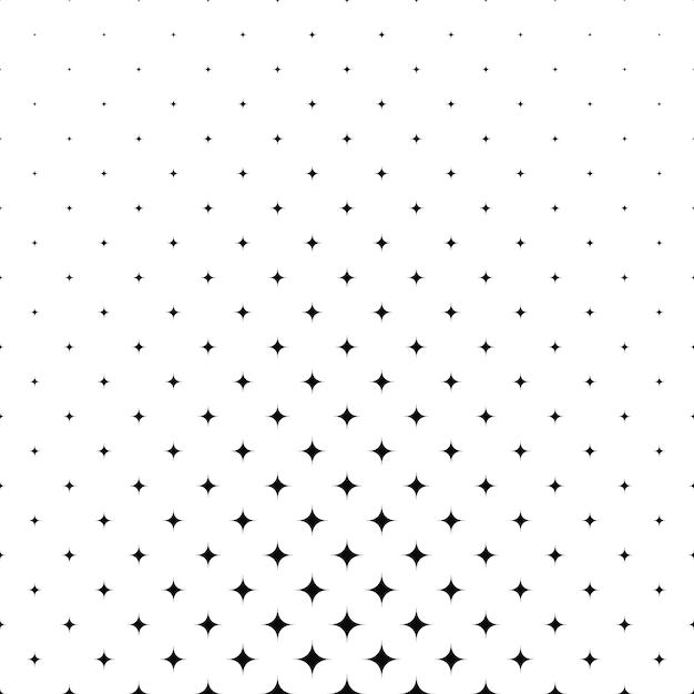 Stelle Nere Su Sfondo Bianco Scaricare Vettori Gratis