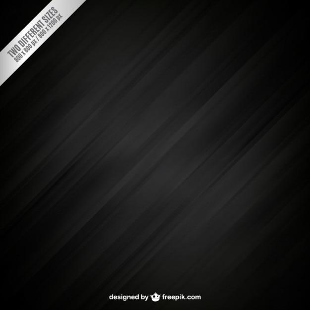 Striped nero texture di sfondo Vettore gratuito