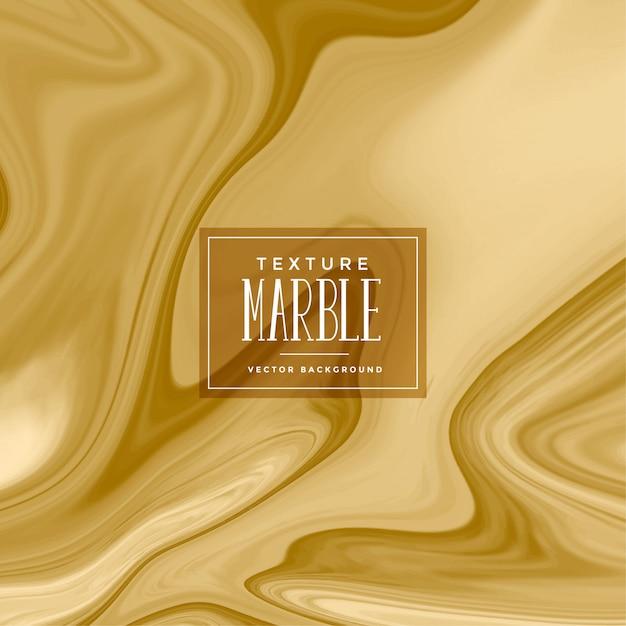 Struttura astratta di marmo liquido dorato Vettore gratuito