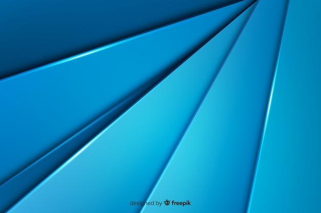 Struttura blu metallica astratta del fondo Vettore gratuito
