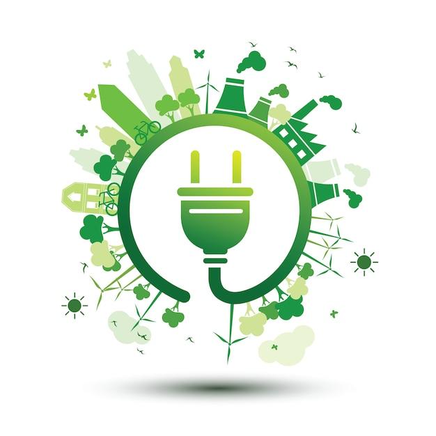 Tappo eco Vettore Premium