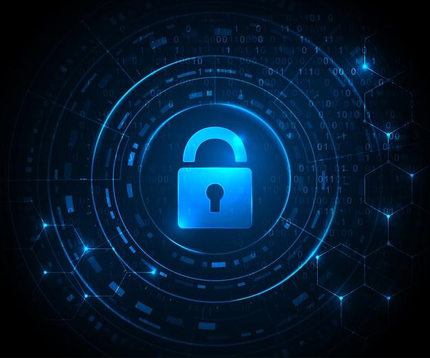 Tecnologia blockchain per criptovaluta Vettore Premium
