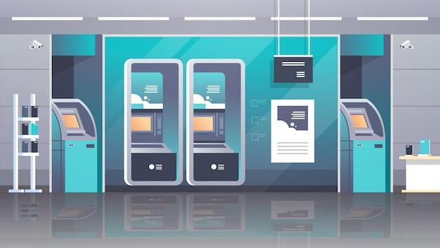 Terminale di pagamento automatico del bancomat Vettore Premium
