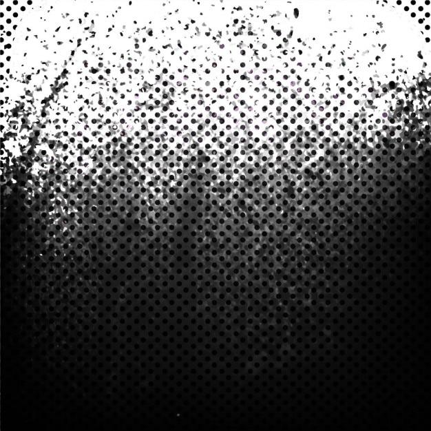 Texture di sfondo dots Vettore gratuito