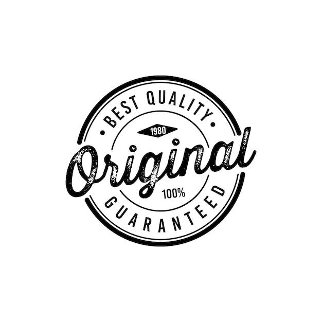 Tipografia originale per la stampa di t-shirt. Vettore Premium