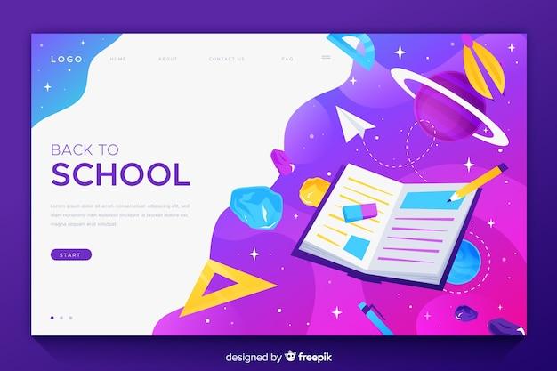 Torna alla pagina di destinazione della scuola Vettore Premium