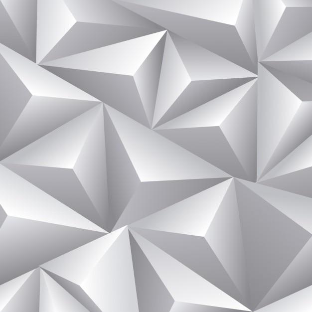 Tre triangoli tridimensionali backgroundddddddddd for Immagini tridimensionali gratis