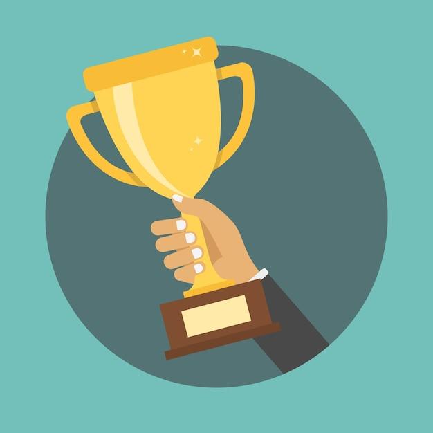 Trofeo Vettore gratuito