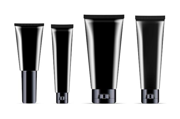 Tubo cosmetico Vettore Premium