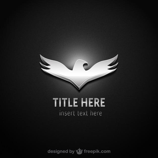 Uccello logo template Vettore gratuito