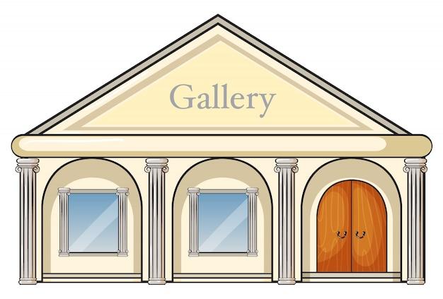 Una galleria Vettore gratuito