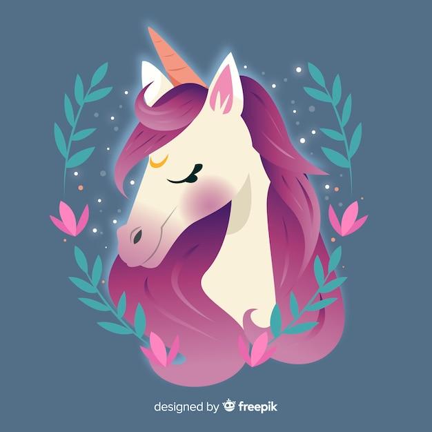 Unicorno Vettore gratuito
