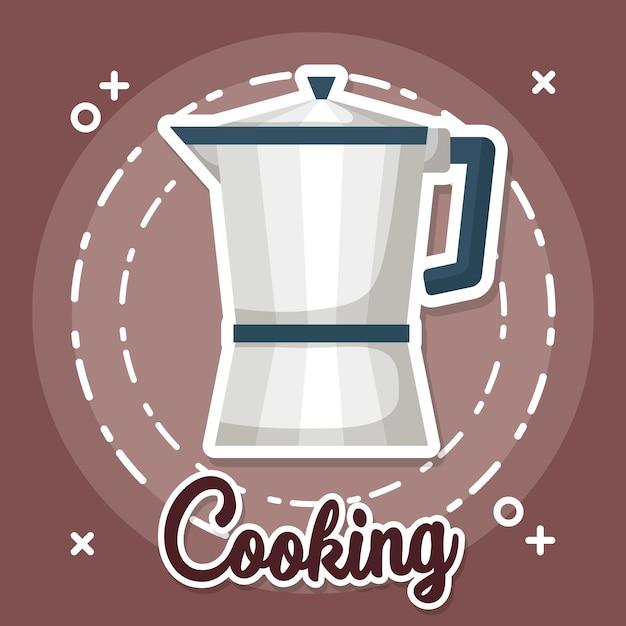Utensili da cucina Vettore gratuito
