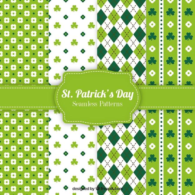 Variet di st modelli di giorno di patrick scaricare - St patricks giorno fogli di colore giorno ...