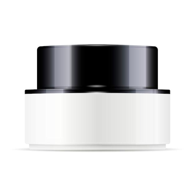 Vasetto per la medicina dei cosmetici Vettore Premium