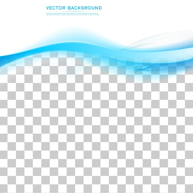 Vector astratto disegno di sfondo ondulato. Vettore gratuito