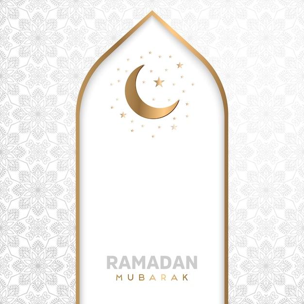 Vector sfondo islamico Vettore gratuito
