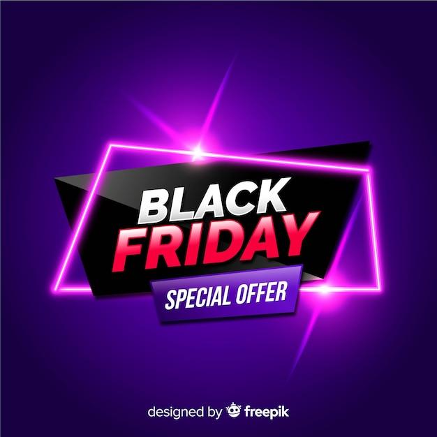 Venerdì nero Vettore gratuito