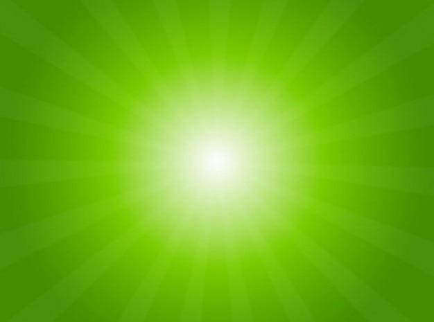 Verde Chiaro Sfondo Radiale Scaricare Vettori Gratis