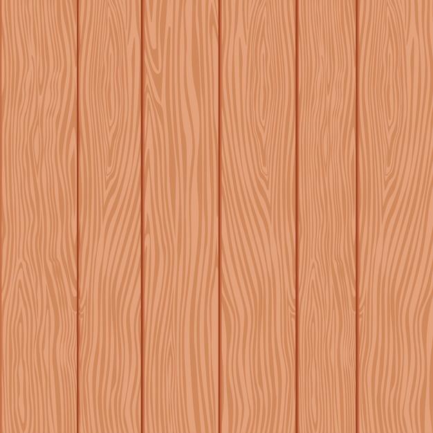 Vettore di legno del bordo della plancia del modello di struttura del fondo di legno Vettore Premium
