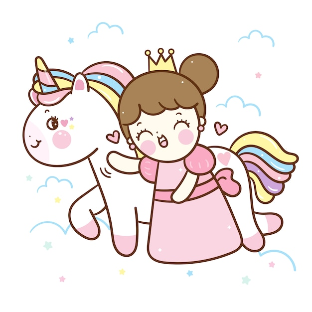 Top Ten Immagini Di Unicorni Kawaii